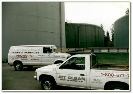 Commercial Cleaning Division Of Jet Clean 174 Roof Cleaning